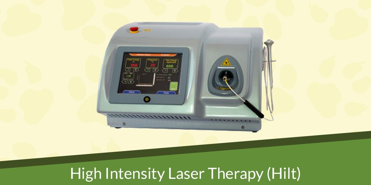 High Intensity Laser Therapy (HILT)